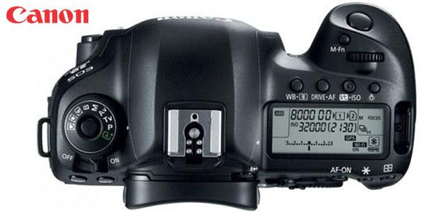 Cuerpo de cámara réflex Canon EOS 5D MARK IV con sensor CMOS de 30,4 mp en oferta