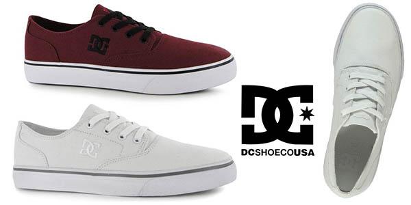 DC Shoes Flash 2 zapatillas de lona baratas