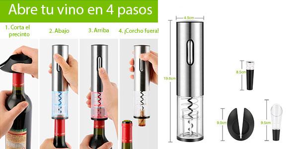 Descorchador automático de vino Zanmini barato