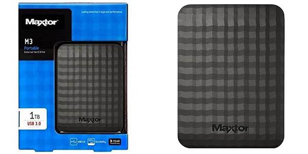 Maxtor M3 de 1TB barato