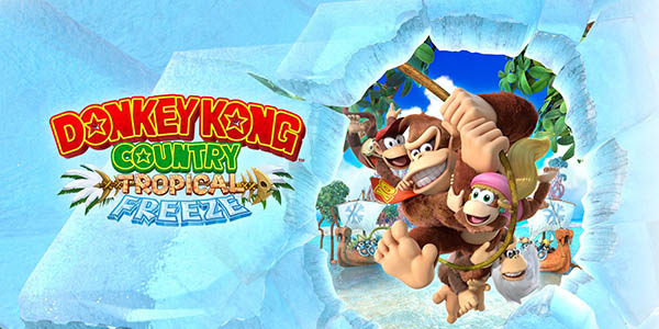 Donkey Kong Country: Tropical Freeze barato