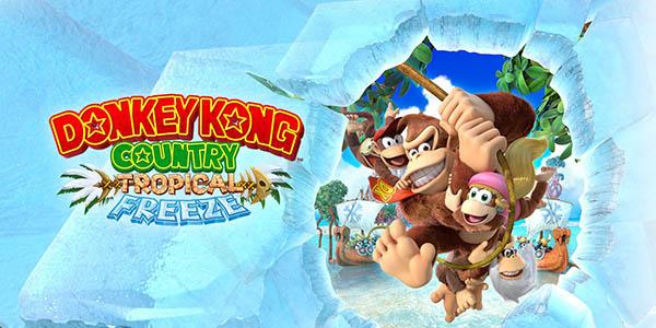 Donkey Kong Country: Tropical Freeze barato