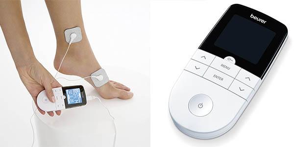 electroestimulador Beurer EM49 masaje EMS TENS chollo