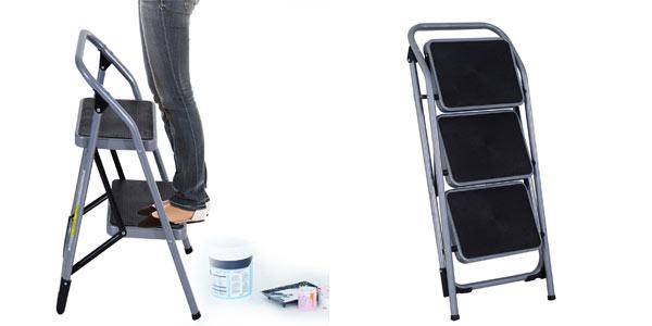 Escalera plegable antideslizante de buena calidad barata en eBay