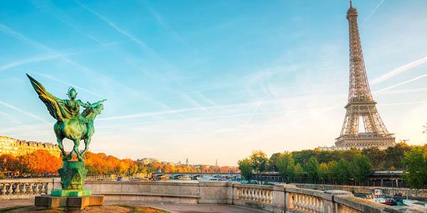 escapada a París oferta marzo 2018