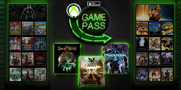 Xbox Game Pass barato