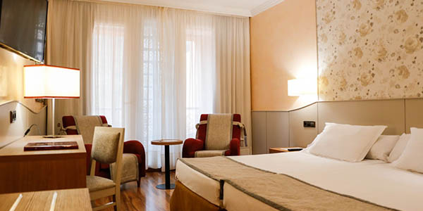 hotel spa Terma Europa balneario Arnedillo oferta