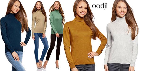 Jersey Oodji Collection de punto para mujer en varios colores barato en Amazon