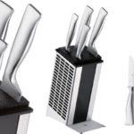 Set de cuchillos WMF Grand Gourmet con base metálica barato en Amazon