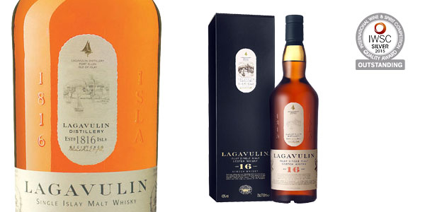 chollo prime whisky escoc s lagavulin 16 a os de 700 ml por s lo 40 29 con env o gratis 40. Black Bedroom Furniture Sets. Home Design Ideas