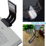 Luz de lectura flexible Areson con 4 niveles de brillo y USB de carga integrado barata en Amazon