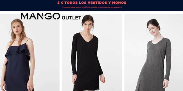 Vestidos mujer outlet