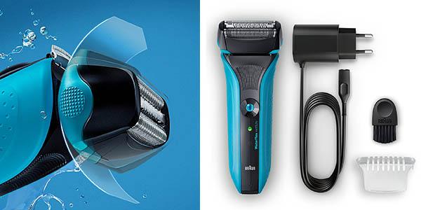 máquina afeitar Braun Series 5 WaterFlex WF2s en oferta