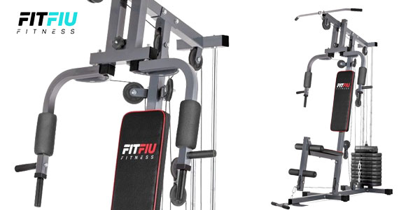 Máquina Fitfiu Fitness MUG40010 con pesas multiejercicio barata en eBay España