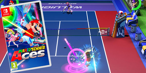 Mario Tennis Aces para Nintendo Switch barato