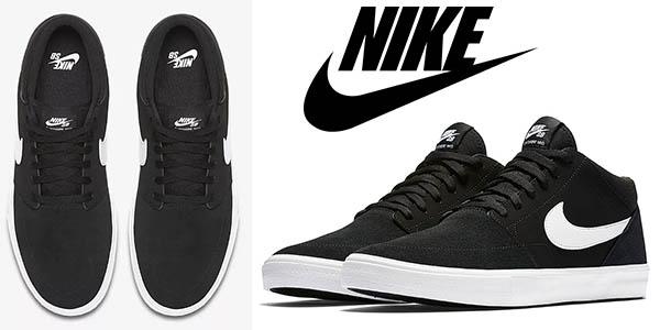 Nike SB Solarsoft Portmore II Mid zapatillas de skate baratas