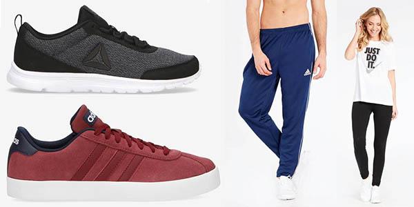 ofertas en deportes Sprinter con ropa y calzado a precios brutales