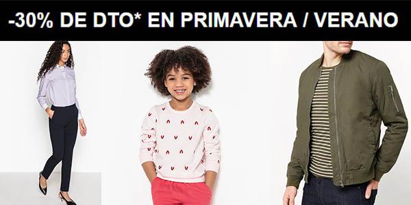ofertas en moda para mujer y hombre primavera-verano La Redoute