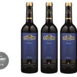 Pack tres botellas Vino Tinto Reserva Lagunilla 750 ml barato en Amazon