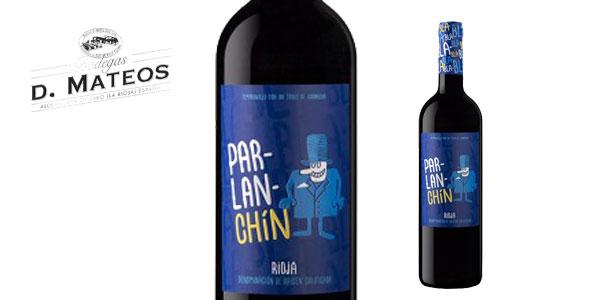 Pack 6 Botellas vino tinto Parlanchín 2016 D.O. Ca. Rioja chollo en eBay España