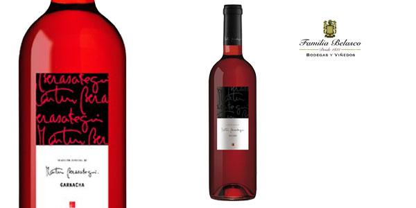 Pack 6 botellas Vino Rosado Martín Berasategui 2016 (D.O. Navarra) chollo en eBay