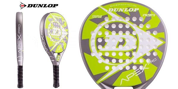 Pala de pádel Dunlop Apex Pro en oferta