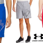Pantalón corto de punto Under Armour UA Graphic para hombre barato