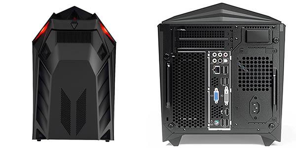 PC Gaming Lenovo Ideacentre Y720 Cube-15ISH en Amazon