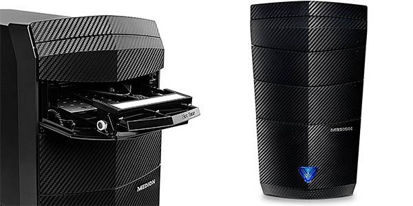 Ordenador Medion Akoya P4411 D con GeForce GTX 1050ti