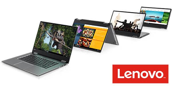 Portátil gaming Lenovo Yoga 720-15 de 15,6'' táctil y convertible