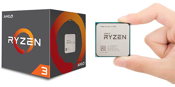 Procesador AMD Ryzen 3 1200 3.4 GHz