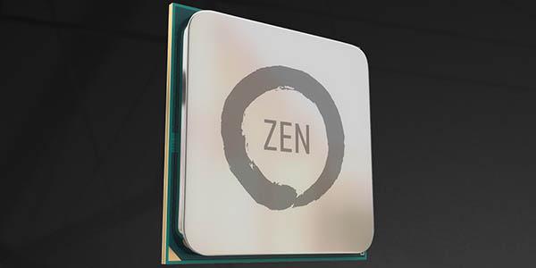 Procesador AMD Ryzen 5 1400 a 3.2GHz barato