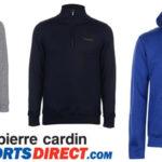 Promoción de 2 sudaderas Pierre Cardin baratas