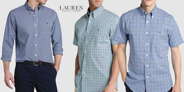 Promoción camisas rebajadas Lauren Ralph Lauren en Primeriti