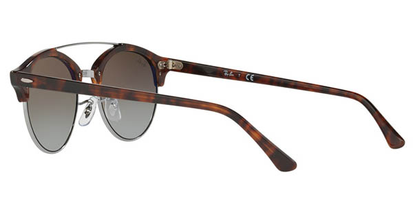 Ray-Ban Shiny Red Havana gafas de sol para hombre chollo