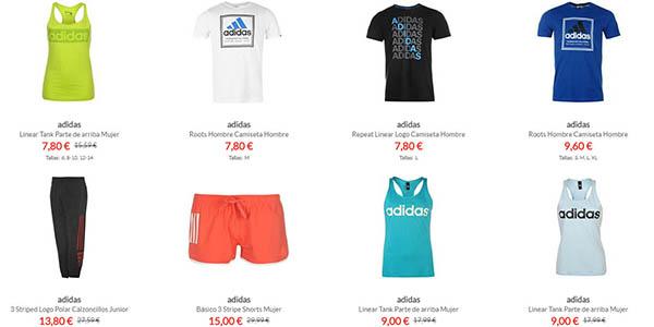 ropa Adidas barata en Sports Direct