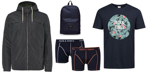 ropa Jack & Jones para hombre rebajada