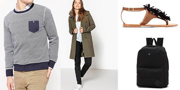 ropa primavera-verano en oferta en La Redoute con primeras marcas