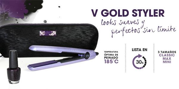 Set de regalo GHD V Nocturne Styler Edition chollo en eBay España