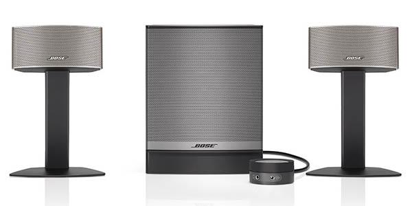 sistema de altavoces multimedia Bose Companion 50 barato