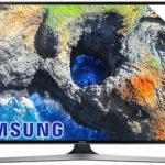 "Smart TV Samsung UE50MU6192 UHD 4K de 50"""