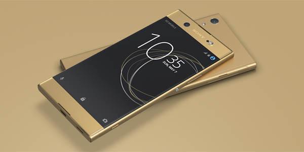 Smartphone Sony Xperia XA1 en Amazon