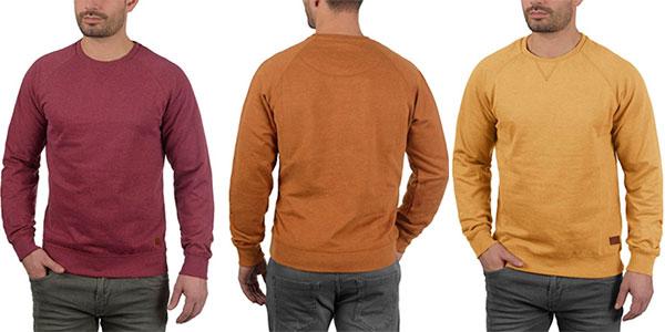 Sudadera Blend Alex de manga larga en varios colores para hombre en oferta