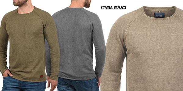 Suéter Blend John en varios colores hombre en oferta