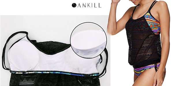 Tankinis Sankill de 2 piezas para mujer chollazo en Amazon