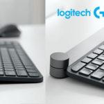 Teclado inalámbrico Logitech Craft para Windows y Mac con selector creativo barato