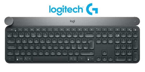Teclado Logitech Craft en oferta