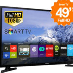 Smart TV Samsung UE49J5200 Full HD LED de 49'' barato en eBay España