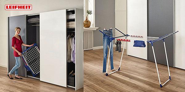 chollo bestial tendedero leifheit pegasus 180 con alas de metal por s lo 25 08 50 de descuento. Black Bedroom Furniture Sets. Home Design Ideas