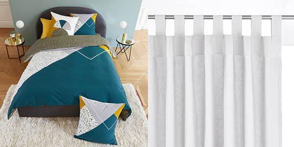 textiles para el hogar con grandes descuentos La Redoute